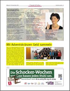 2013_12_18_Bündner Woche_Mit Adventskraenzen