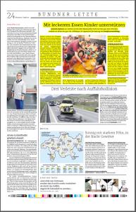 2014_05_22_Bündner Tagblatt_Mit leckerem Essen